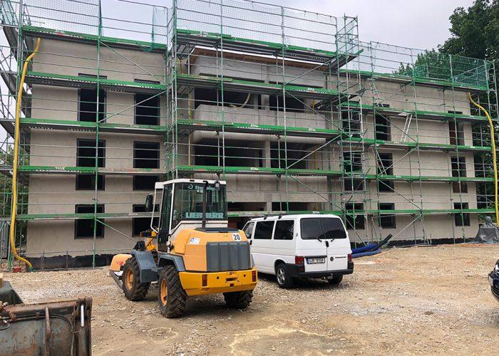 Umbau und Sanierung Mädchenwerk, Zwiesel