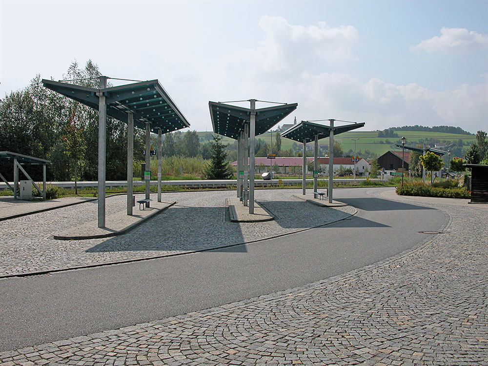 Busbahnhof, Bad Kötzting