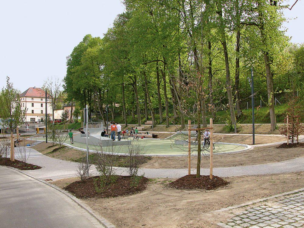 Skaterpark, Viechtach
