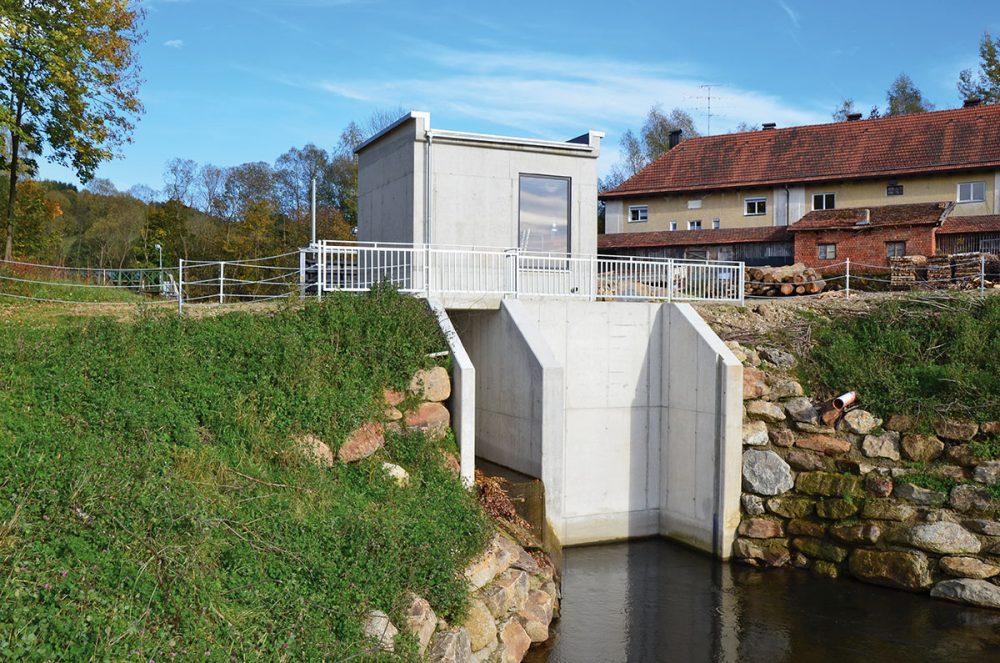 Wasserkraftanlage, Zwiesel