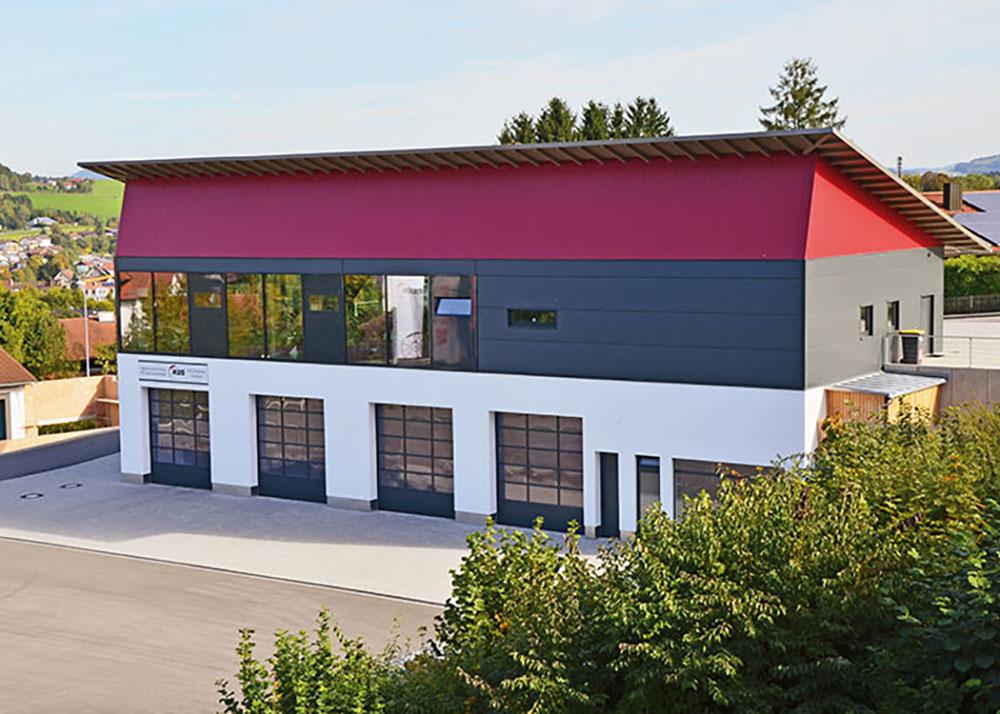 Industriehalle, Viechtach