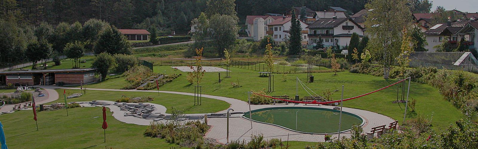 Freibad, Spiegelau