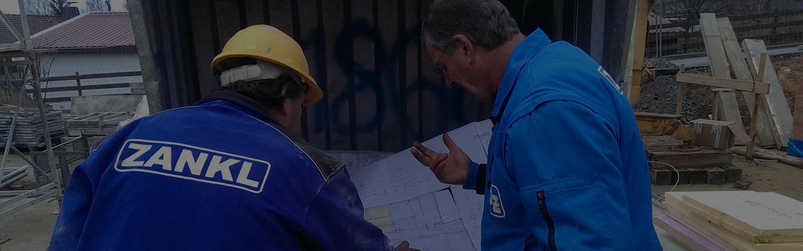 Vorarbeiter Hochbau/Ingenieurbau