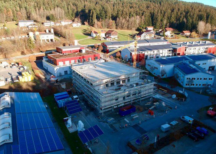 Neubau-Campus-Teisnach